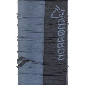 Norrøna /29 Microfiber Halsbeklædning grå/sort
